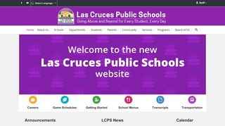 Sign In | Las Cruces Public Schools