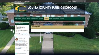 Parent Portal - Louisa County Public Schools
