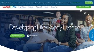 Leader in Me - Preparing Students for College, Career, and Life ...