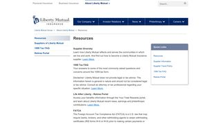 Resources - Liberty Mutual