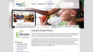 Lifestyle Health Plans | Medova Healthcare
