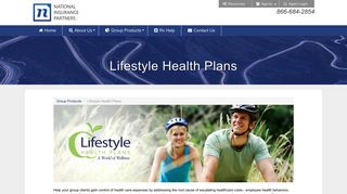 Lifestyle Health Plans | National Insurance Partners