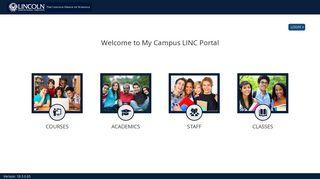 My Campus LINC Portal