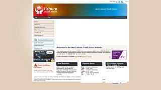 Lisburn Credit Union