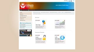 Available Services - Lisburn Credit Union