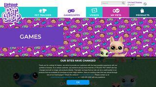 Littlest Pet Shop Games - Play LPS Games - Hasbro