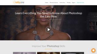 Online Photoshop Training | KelbyOne