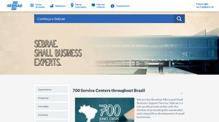 Sebrae Expert in Micro Enterprises and Small Businesses in Brazil ...