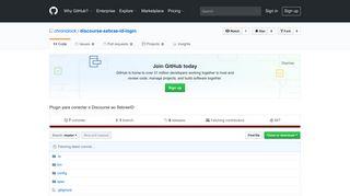 GitHub - chronolock/discourse-sebrae-id-login: Plugin para conectar o ...