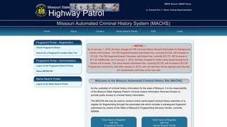 MACHS.mo.gov