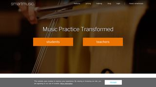SmartMusic | Music Learning Software for Educators & Students