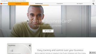 Mastercard BusinessCard