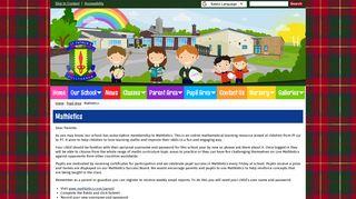 Mathletics - St Patrick's Primary School, Cullyhanna