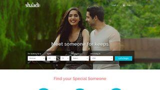 The No.1 Matchmaking, Matrimony & Matrimonial Site
