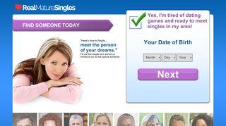 Login mature dating Free dating