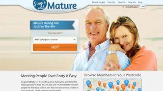 Login mature dating FirstMet Online