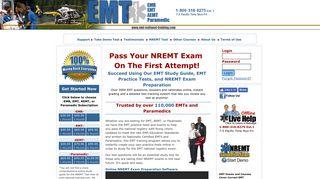 EMT Practice Tests - Online Exams for EMT B, EMT I and Paramedics