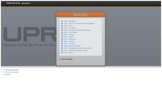 Portal UPR - UPR.edu