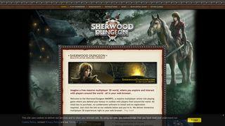 Free MMORPG at SherwoodDungeon.com - Free Massive Multiplayer ...