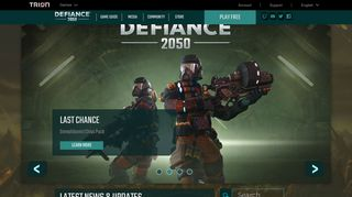 Defiance | PC & Console Game – Sci-fi Shooter MMO - Trion Worlds, Inc.