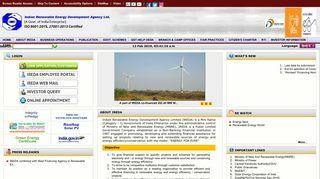 Indian Renewable Energy Development Agency Ltd.