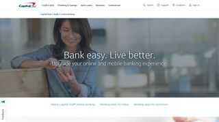Mobile Banking Apps & Tools | Capital One