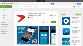 Capital One® Mobile - Apps on Google Play