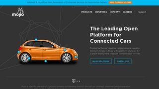 Home Page - Mojio - Connected Car Platform