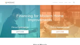Flexible Home Improvement & Solar Loans & Financing — Mosaic