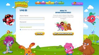 Moshi Monsters - Sign In - Perplex City