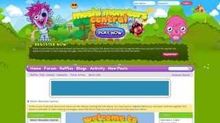 Moshi Monsters - Sign in and play here for free! :: Moshi Monsters ...
