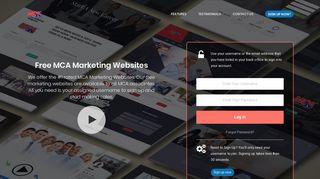 MCA - Motor Club of America Marketing Website | Login & Sign Up