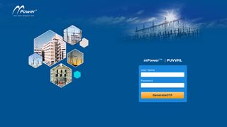 mPower Central Authentication Service