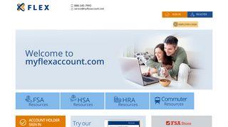 Homepage - Flexible Benefit Service Corporation