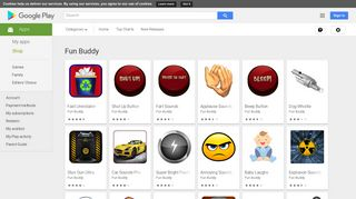 Android Apps by Fun Buddy on Google Play