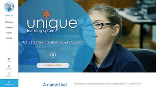 Unique Learning System | n2y