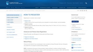How to Register - NAIT