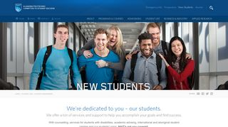 New Students - NAIT