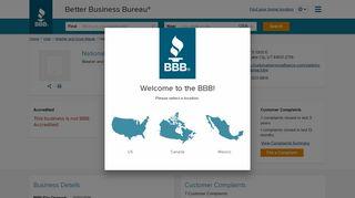 National Service Alliance | Better Business Bureau® Profile