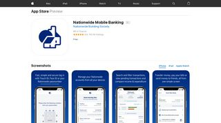 Nationwide Mobile Banking on the App Store - iTunes - Apple