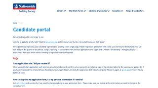 Candidate Portal Login | Nationwide Jobs