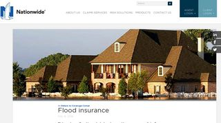 Flood insurance - Nationwide Private Client