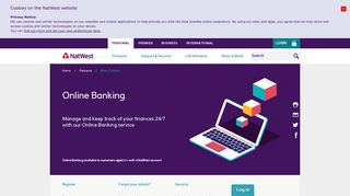 Online Banking | NatWest