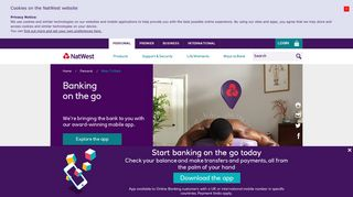 Best Mobile Banking App | NatWest