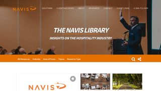 The NAVIS Library