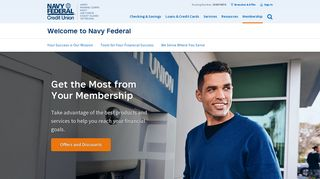 Welcome to Navy Federal | Navy Federal Credit Union