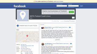 NEPA Federal Credit Union - Stroudsburg, Pennsylvania - Bank ...
