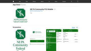 NE PA Community FCU Mobile on the App Store - iTunes - Apple