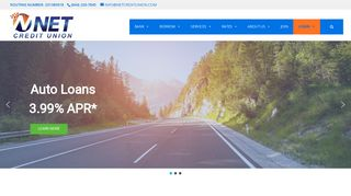 NET Credit Union - Raise Your Credit Score - Bank on NET!