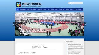New Haven Magnet Schools